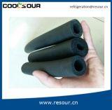 Buis Op hoge temperatuur van het Schuim van de Isolatie van de Pijp van de Airconditioning van Coolsour de Rubber