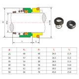 Le joint mécanique, Burgmann M2n, Aesseal T07D, Joint de textiles