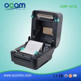 """4 de """" Zwarte Thermische Printer van het Etiket van de Streepjescode voor Pakhuis/Ontvangstbewijs"""