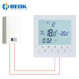 De beste Verkopende Digitale Thermostaat van de Boiler van het Gas van de Zaal voor het Verwarmen van het Water met de Levering van de Macht van de Batterij