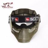 Maschera di protezione resistente di Aps del fronte pieno dello Scott con l'obiettivo antinebbia