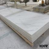 Matériaux décoratifs Look en marbre de l'acrylique Surface solide