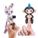 직접 공장을%s 재미있은 대 원숭이 아기 원숭이 핑거 Unicorn