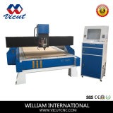 Sola máquina de alta velocidad de la carpintería del CNC de la pista (VCT-1325WDS)
