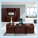 [فوشن] أثاث لازم مدينة تصميم جديدة خشبيّة مدار طاولة مكتب مديرة مكتب