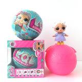 아이들을%s 이동할 수 있는 계란 공 액션 인형 소녀 참신 재미있은 장난감을 푸는 Lol 놀람 인형 시리즈 마술