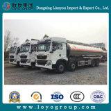 De Tankwagen van de Olie van het Aluminium van de Vrachtwagen 18000L van de Brandstof van Sinotruk HOWO T5g 8X4