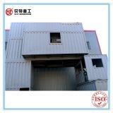0.5 Kubieke Concrete het Groeperen van de Mengeling van de Mixer van de Meter Klaar Installatie 25m3/H met Lage Emissie
