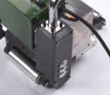 Soldador plástico da cunha de Geomembrane do HDPE da máquina de soldadura da emenda da folha de Heatfounder 1800W