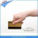 O banco o mais barato do preço, anúncio publicitário, do revestimento lustroso de /Frosted/Matte do negócio cartão magnético