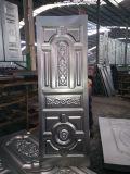 中国の競争の押された鋼鉄ドアの皮