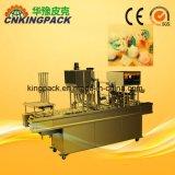 Venta caliente Wanhe-6 de llenado automático de la taza de agua de la máquina de sellado (CE)