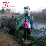 Keda machine agricole de bonne qualité avec certificat CE récolteuse de mauvaises herbes
