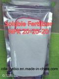 溶けるNPK肥料20-20-20の有機肥料