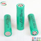 新しい低温のリチウムイオン電池Icr18650cl 2400mAh 3.7V