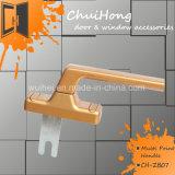 Punho de indicador do Casement da manufatura profissional e acessórios de alumínio do indicador