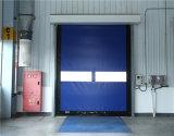 Rapide à haute vitesse rolling shutter porte avec la norme ISO9001 de la Chine fournisseur