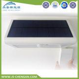 LED 옥외 태양 에너지 비상사태 안전 정원 운동 측정기 벽 빛