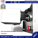 Новая конструкция волокна лазерные системы маркировки машины для продуктов АБС