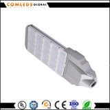 5 Jahre Straßenlaterne-der Garantie-IP65 des Aluminium-130lm/W LED für Garten