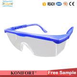 ANSI de Duidelijke Werkende Beschermende brillen van de Veiligheid voor Industrie (jmc-294C)