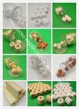Material de cerámica biológico de respiración del acuario de los anillos