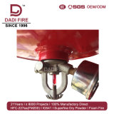 Dispositif s'arrêtant de suppression des incendies d'ABC d'extincteur extrafin en gros de poudre
