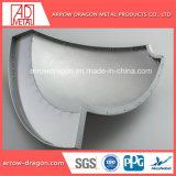 Panneaux en aluminium sphérique pour la décoration