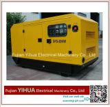 generador diesel silencioso de 20kw/25kVA Weifang con el Ce Approval-20170825b del motor de Ricardo