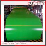Acero revestido galvanizado prepintado Coil/PPGI del color