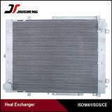 Échangeur de chaleur en aluminium de plaque, réfrigérant à huile pour Hitachi