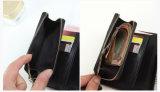 На заводе Гуанчжоу модным дизайнером женщин PU деньги карточки Clip Wallet