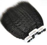 Malaysisches verworrenes gerades unverarbeitetes Jungfrau-Haar für Salon (Grad 9A)