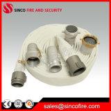 La haute pression en PVC flexible avec raccord d'incendie BS