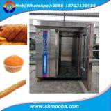 De Oven van het Baksel van het Brood van de croissant, de Roterende Oven van het Rek