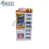 Il divertimento dell'interno commerciale scherza il distributore automatico del giocattolo