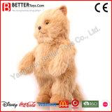 De realistische Gevulde Zachte Kat van Doll van de Pluche van het Stuk speelgoed Dierlijke voor Jonge geitjes/Kinderen