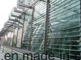 Het geharde Berijpte Glas van het Louvre met van Ce TUV Sgcc- Certificaat