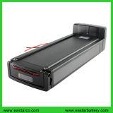OEM / ODM 24V 36V 48V 10Ah batterie Lithium-ion batterie arrière du rack pour l'E-Bike