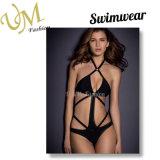 Preiswerte Preis-gute Qualitätseinzelperson konzipiert einteiligen reizvollen Badebekleidungs-Bikini