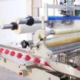 Copa do macarrão instantâneo automático da máquina de embalagem retrátil