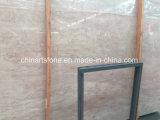 Китайская бежевая мраморный плитка для настила