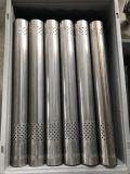Tubo perforato del silenziatore dell'acciaio inossidabile per il sistema di scarico automatico