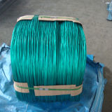 PVC의 모든 다른 색깔은 철사에 의하여 사용된 체인 연결 담을 입혔다