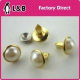 Form-Kleid-Zubehör-Perlen-Niet