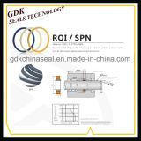 중심 합동 물개 Roi 또는 Spn PTFE+NBR 고무 물개