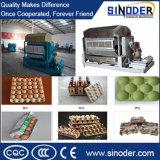 Ei-Tellersegment, das Produktionszweig/Altpapier-Massen-Ei-Tellersegment-Maschine herstellt