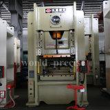 250 Machine van de Stempel van de Pers van de Mechanische Macht van het Punt van de ton de Rechte Enige voor het Stempelen van het Metaal