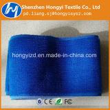 Bande élastique de dispositif de fixation de boucle de Velcro de qualité pour l'usage médical