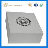 Rectángulo de regalo de empaquetado de papel impreso Cmyk modificado para requisitos particulares para los productos médicos de la salud con la bandeja blanca de EVA